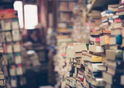 Weil Bücher meine Auszeit sind | Abtauchen in eine andere Welt
