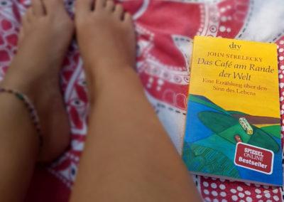 """Meine Erkenntnisse aus dem Buch """"Das Café am Rande der Welt"""""""