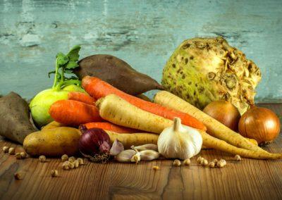 Ketogene Ernährung: 8 Gemüsesorten mit vielen Kohlenhydraten