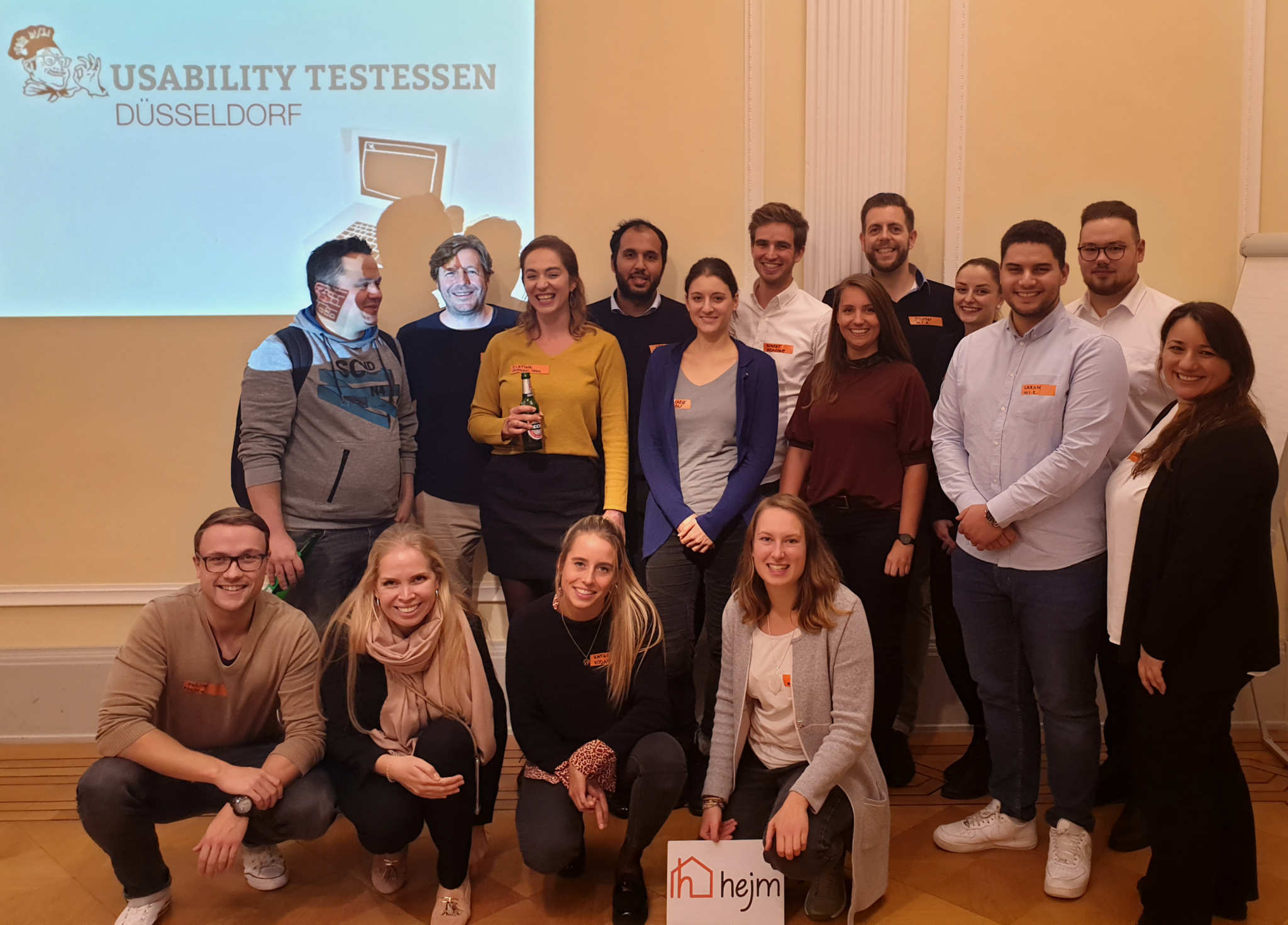 Gruppenfoto_Usability Testessen Erkrath WIR GmbH