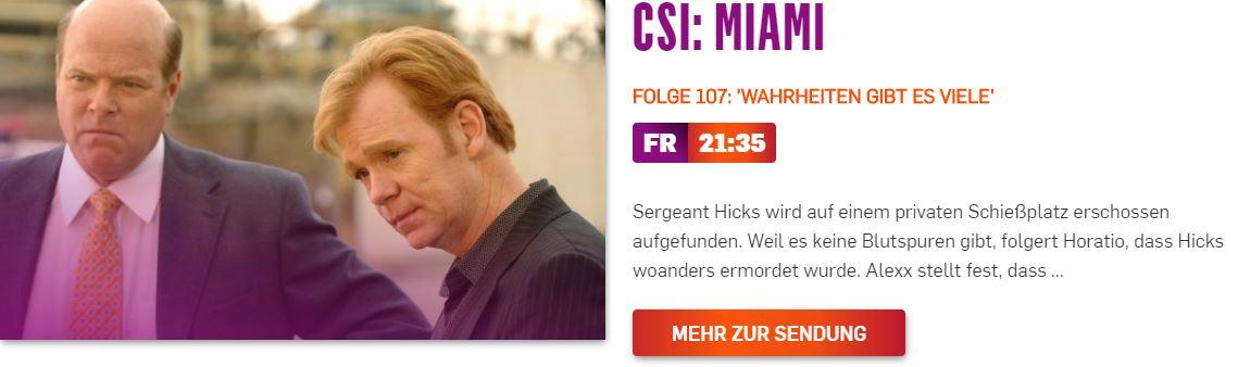 Screenshot HP: TV-Programm SuperRTL