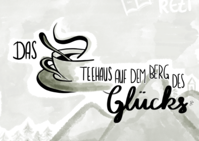 """Rezension """"Das Teehaus auf dem Berg des Glücks"""""""