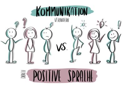 Positive Sprache | Die Kraft der Worte und Gedanken