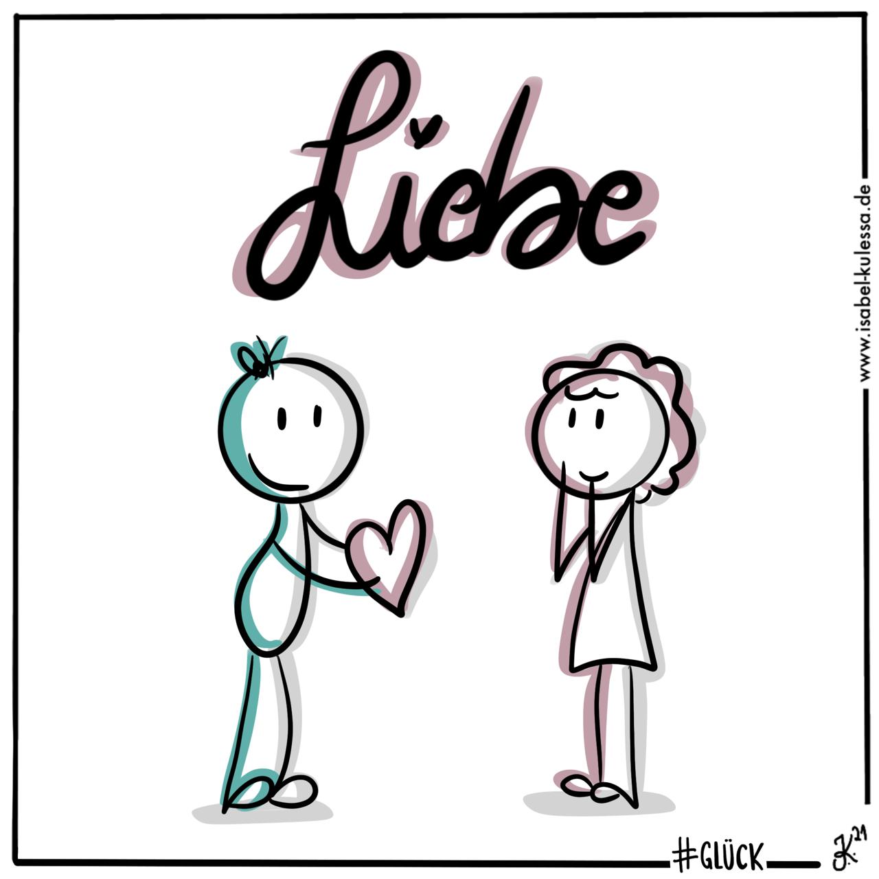 Liebe Zeichnung