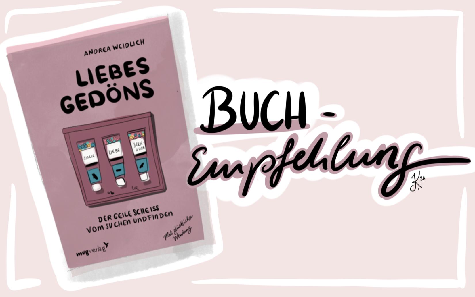 Liebesgedöns Buchempfehlung Vorschaubild